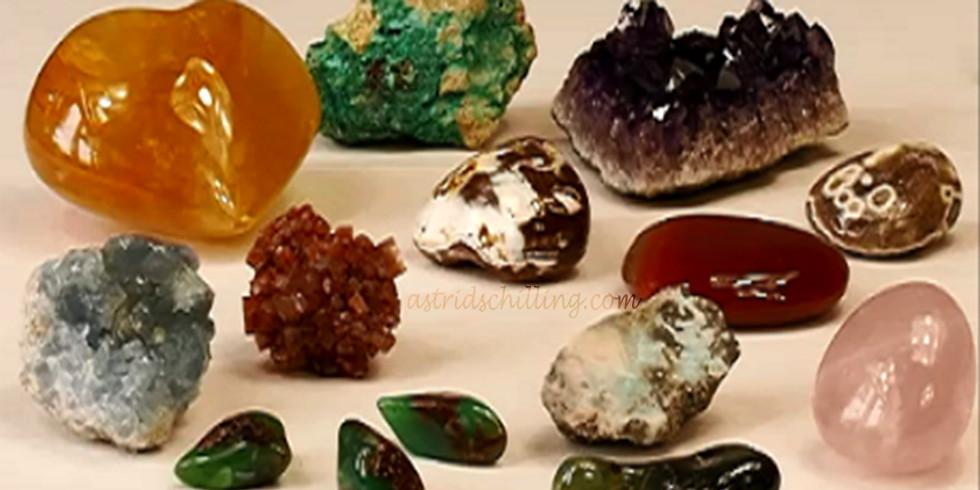 LITHOTHERAPIE - le pouvoir des pierres Initiation / Découverte
