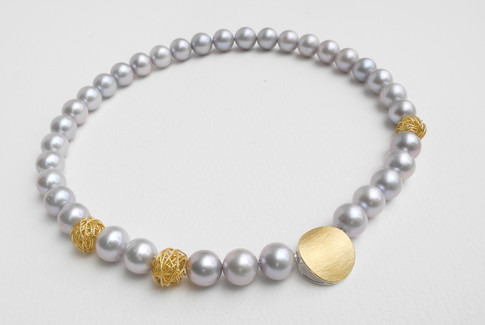 Aurealis South Sea Pearl Necklace