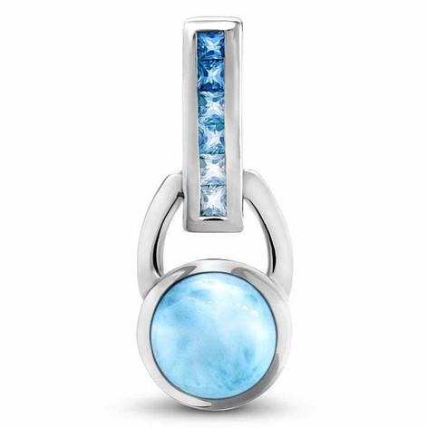 Larimar Aqua Collection Necklace