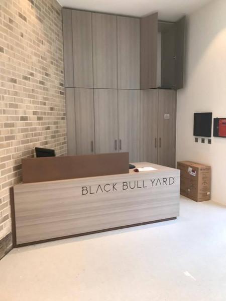 Black Bull Yard, Hatton Garden