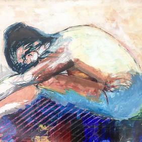 Figure, inspired by Jylian Gustlin