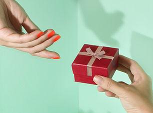 ПОЛУЧАТЬ подарки