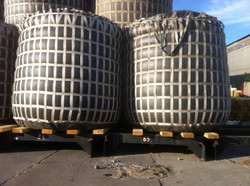 Flexible Bulk Container Storage