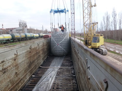 Shipment by Train