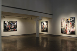 Solo Exhibition at Hope College