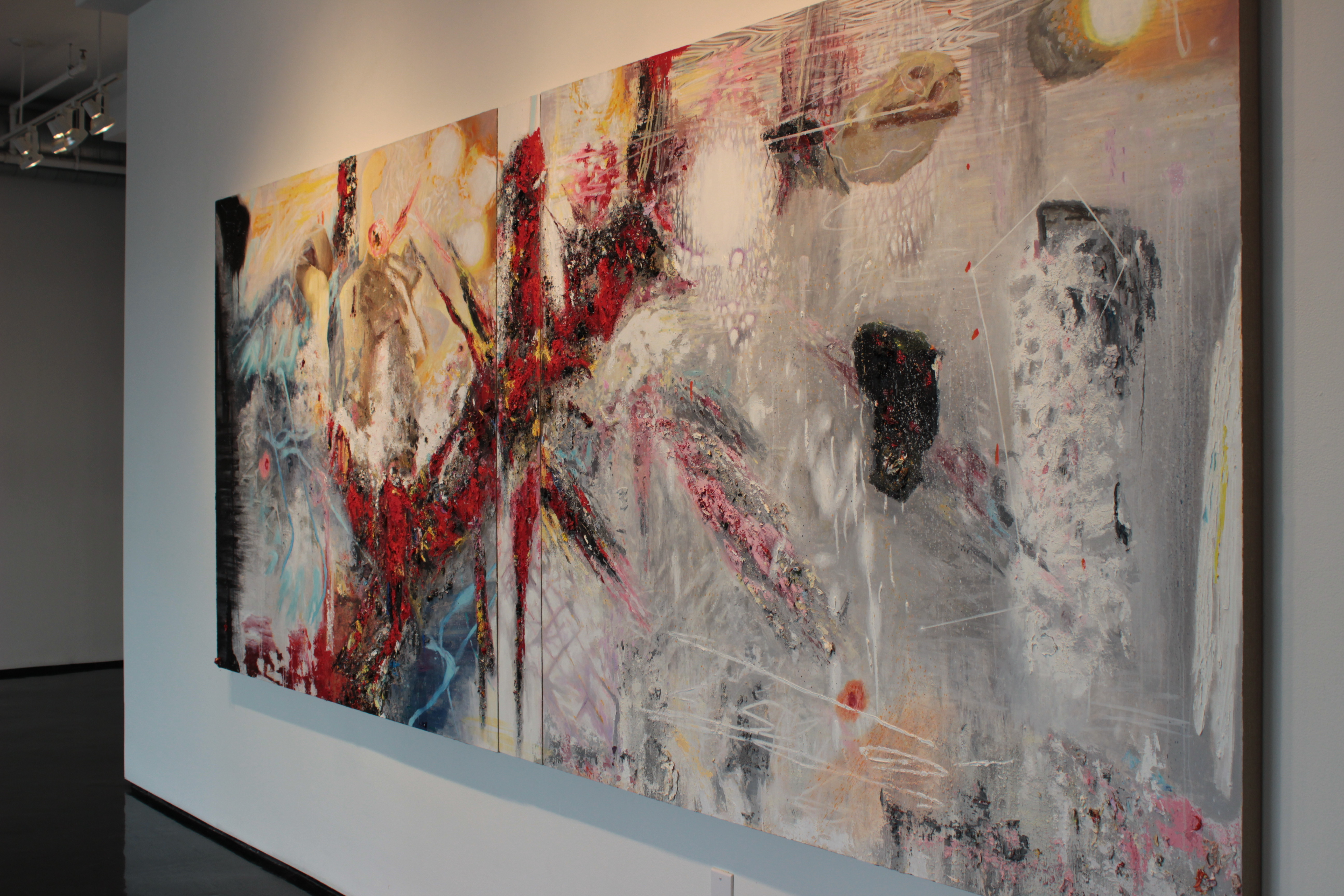 Divide at Tinney Contemporary 2018