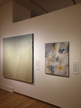 Pat Steir and Matti Braun