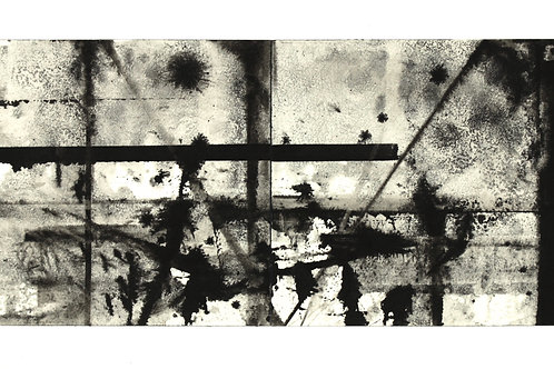 Black and White Ink Study #2