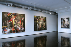 Exhibition at Tinney Contemporary