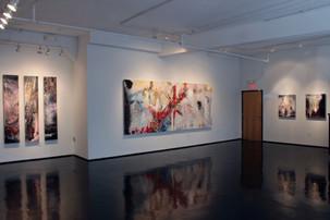 Heterogeneity,  solo exhibition at Tinney Contemporary, Nashville, TN, 2018
