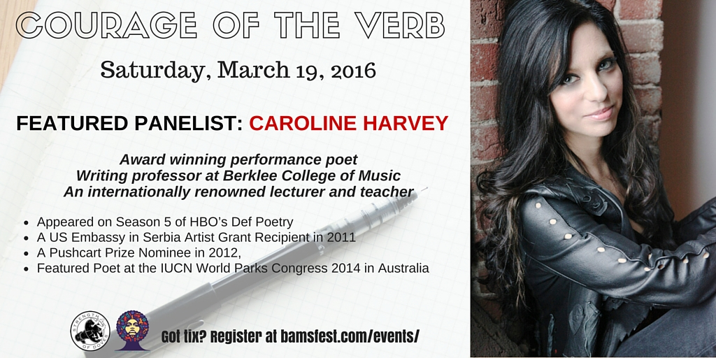 Caroline Harvey