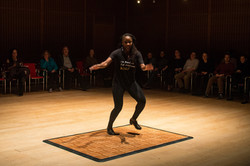 Dancer: Aysha Upchurch Tap)