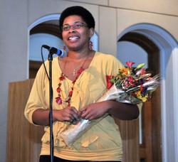 BAMS Fest Founder, Catherine Morris