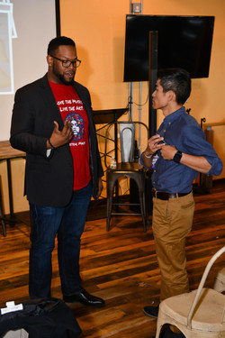 Tim Hall & Adrian Wong