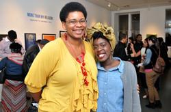 Catherine Morris & Obehi Janice