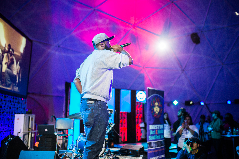 Hip Hop Lyricist: Bakari J.