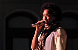 Carolyn Malachi singing