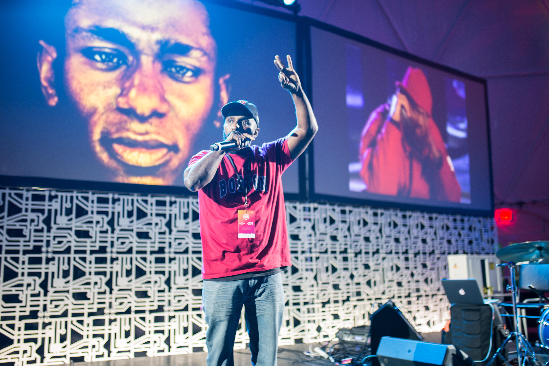 Spoken Word Artist: The Warrior
