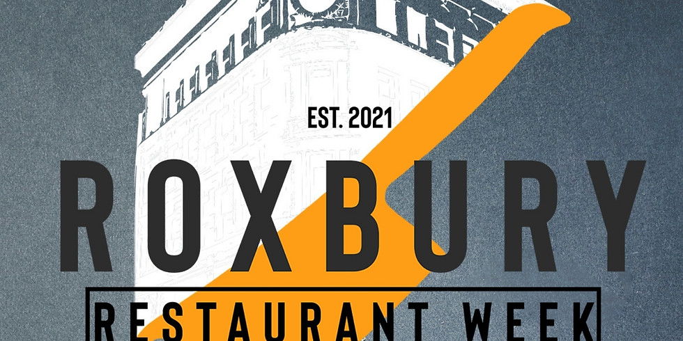 Roxbury Restaurant Week