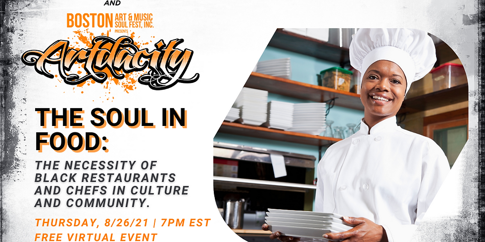 """ARTDACITY """"The Soul in Food"""""""
