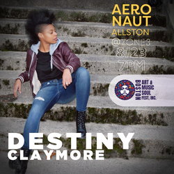 08.23.2019 AA Destiny Claymore