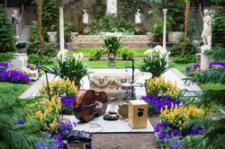 ISGM Courtyard