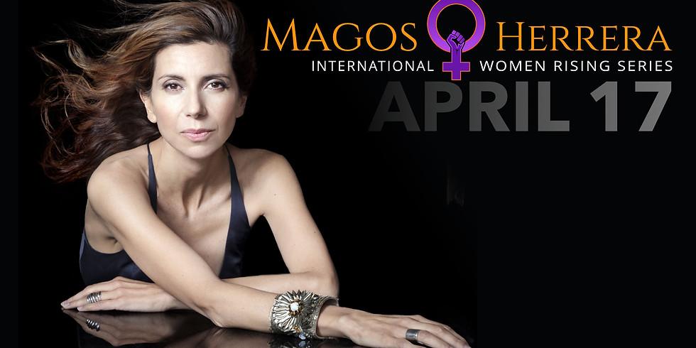 Virtual Concert: Magos Herrera