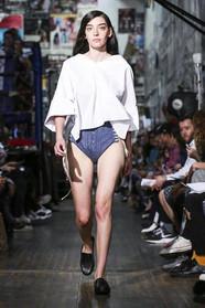 Vaquera SS18 NY Fashion Week Runway