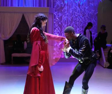 Juliet, Romeo and Juliet