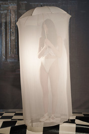 Vaquera Handmaid's Tale lookbook shoot