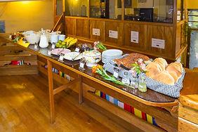 Desyuno buffet