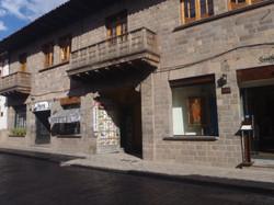 Hospedaje económico en Cusco