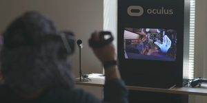 oculus;pratical learning;immersive learning;VR;AR;education