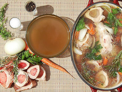 Non GMO Local Bone Broth