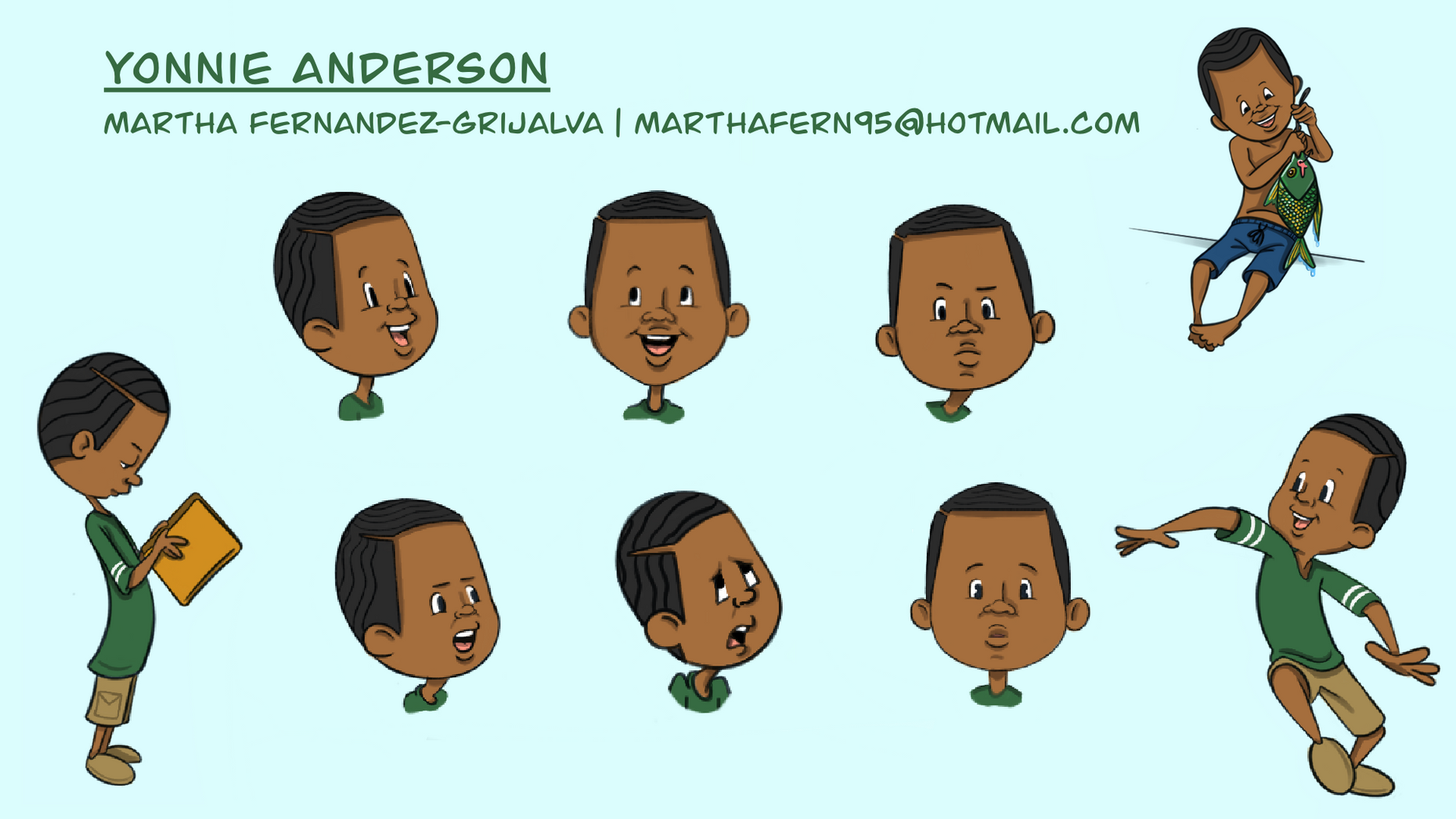 Yonnie Anderson Expressions
