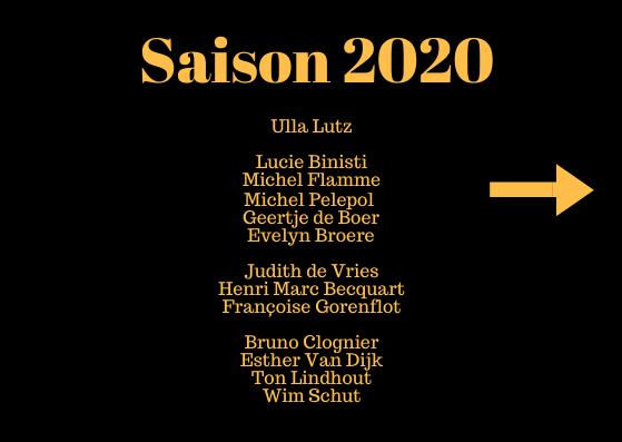 Saison 2020