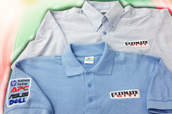 EMROIDERED POLO