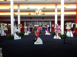 fcb sportsman of the year standees