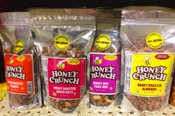 honey crunch labels