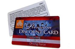 TTMA CORPORATE CARDS