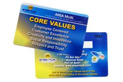 ANSA EMPLOYEE CARDS