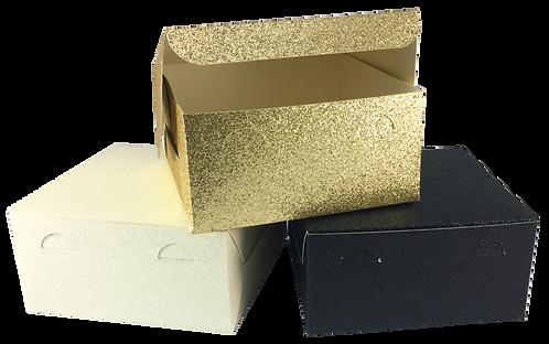 Square Glitter Box