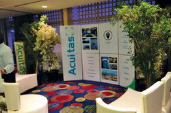 acuitas event backdrop
