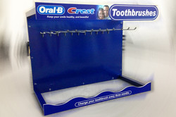 ORAL B LT COUNTER STAND