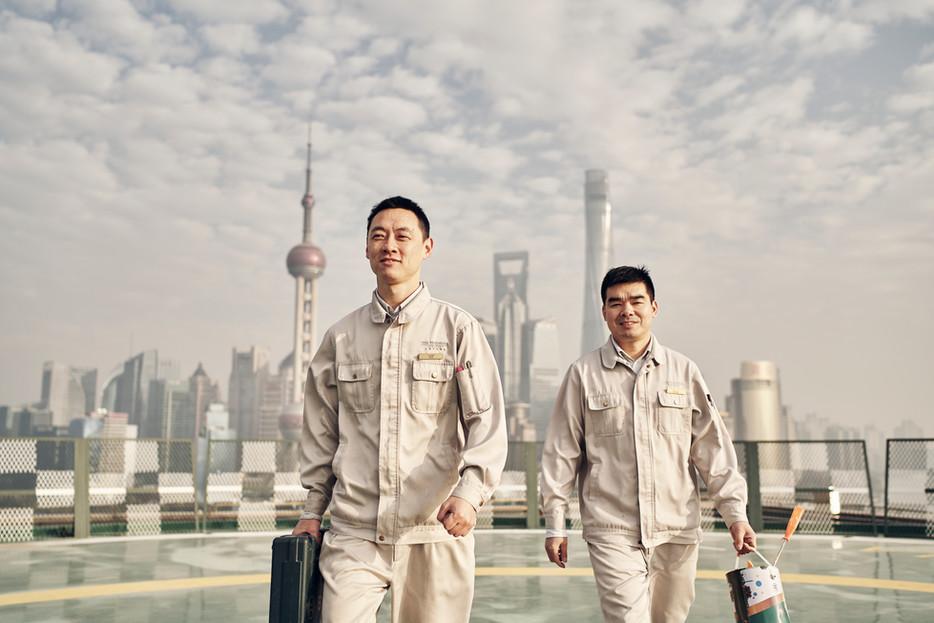 Hongkong and Shanghai Hotels | The Peninsula Shanghai