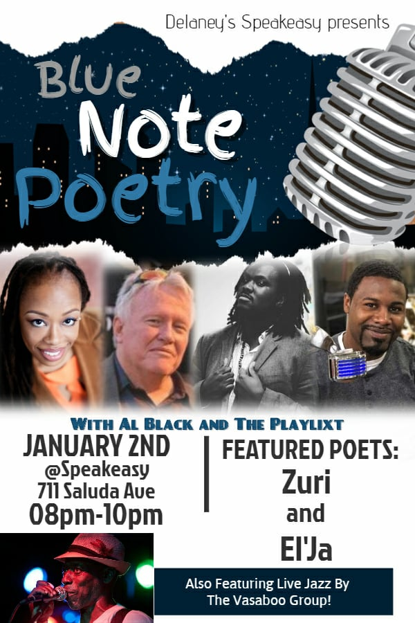 Blue Note Poetry