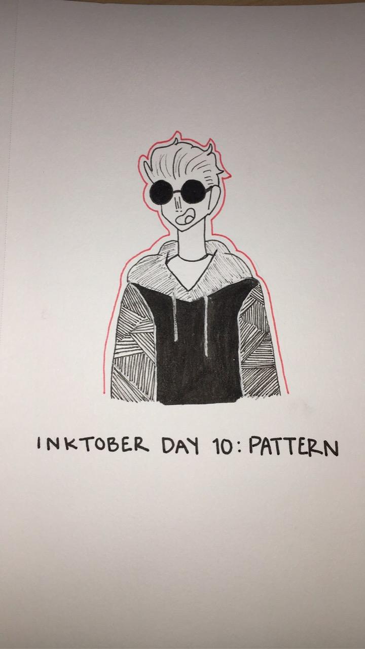 Inktober #10
