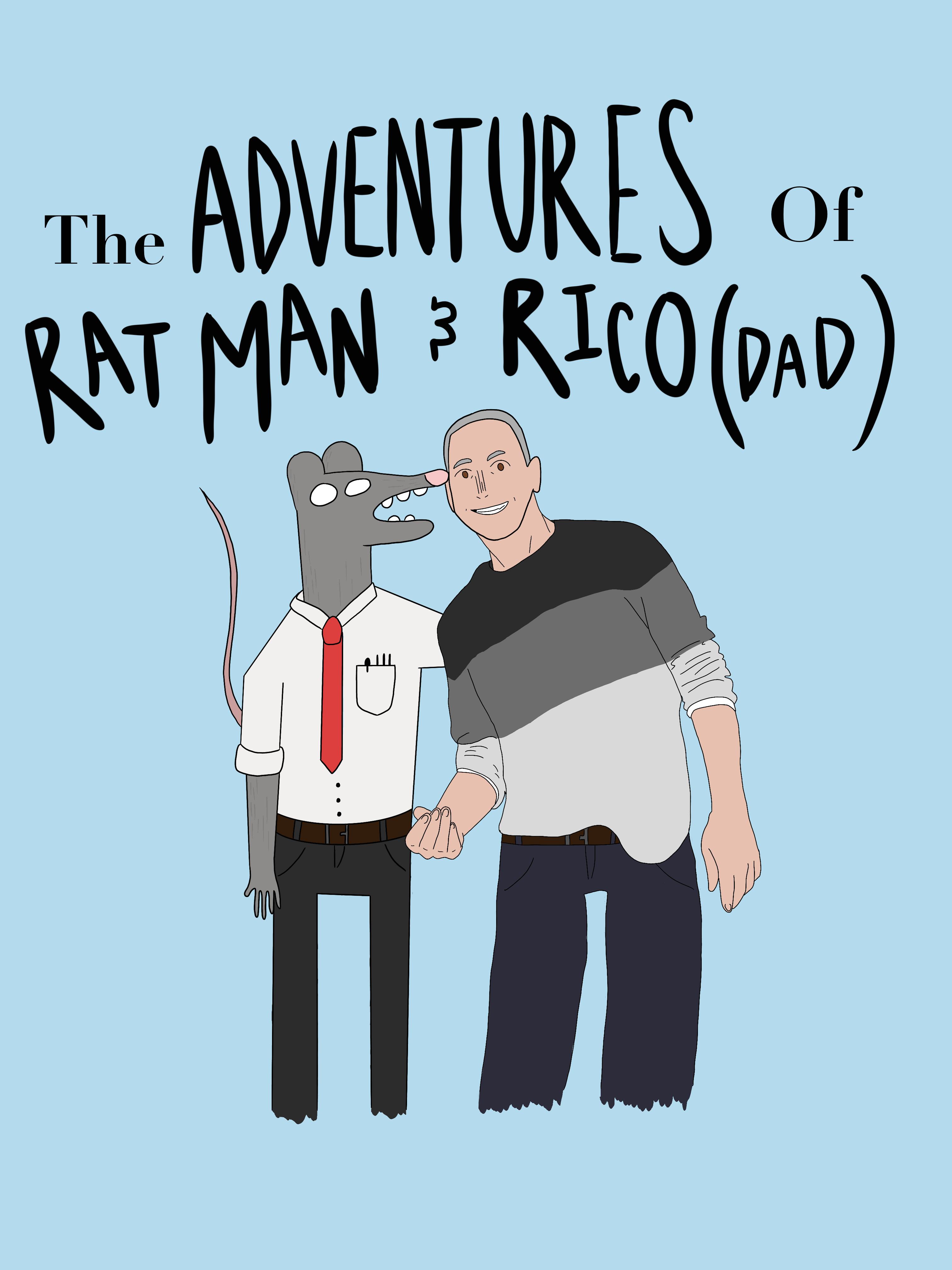 Adventures of RatMan & Rico