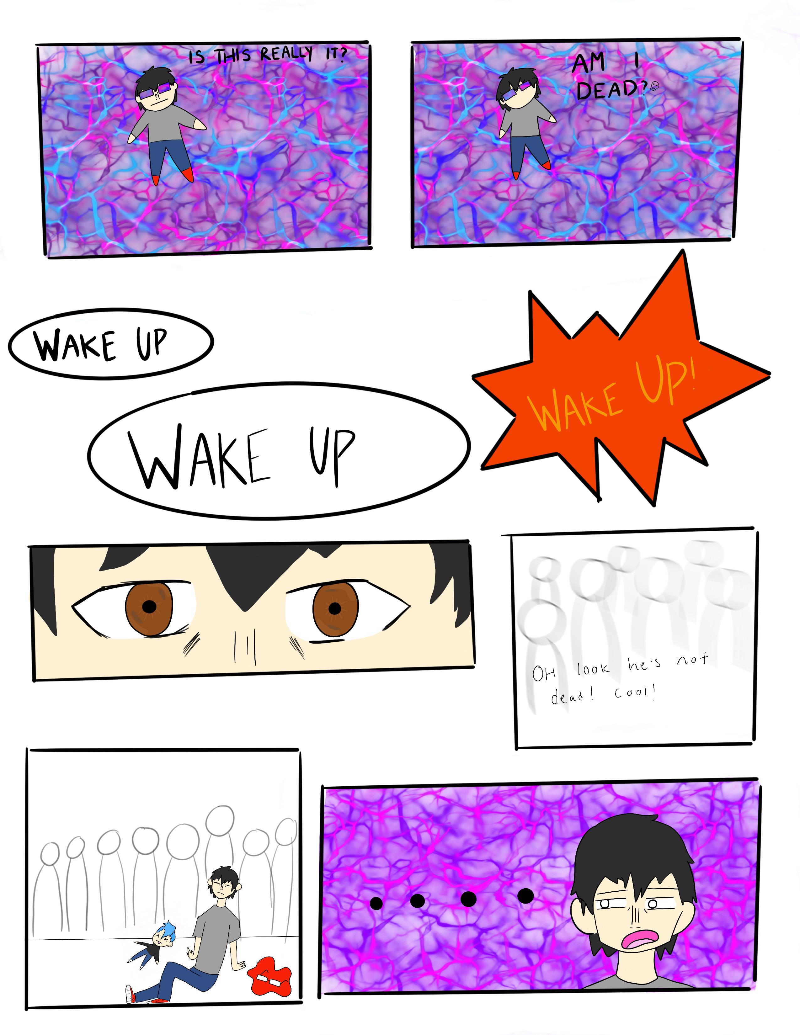 Untitled comic Pg2