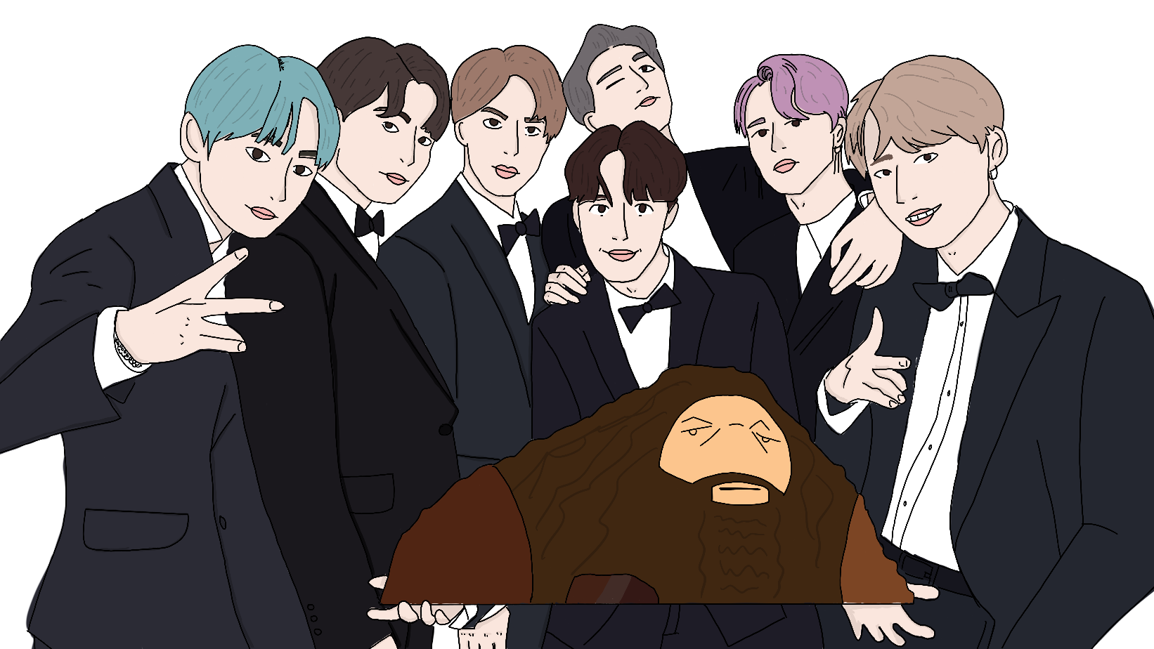 New and improved BTS